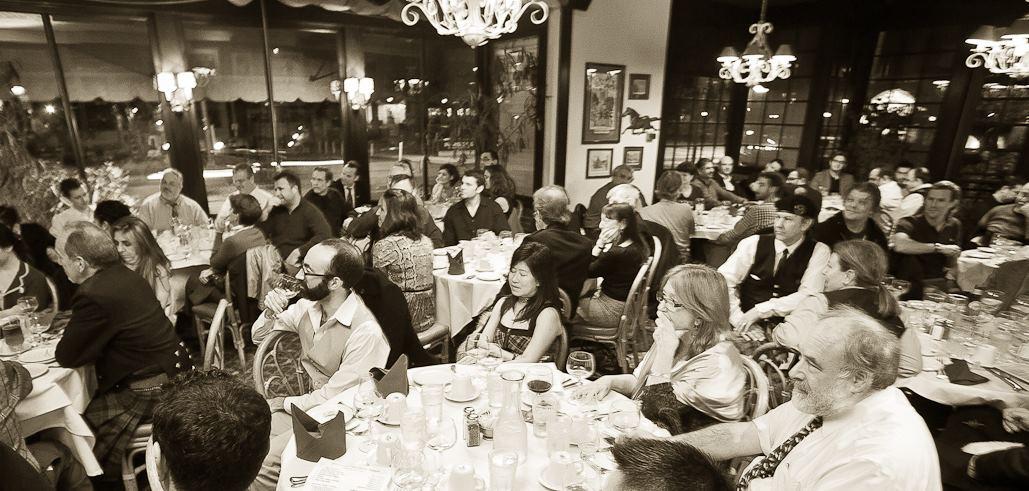 Los Angeles Scotch Club, Burns Supper Night